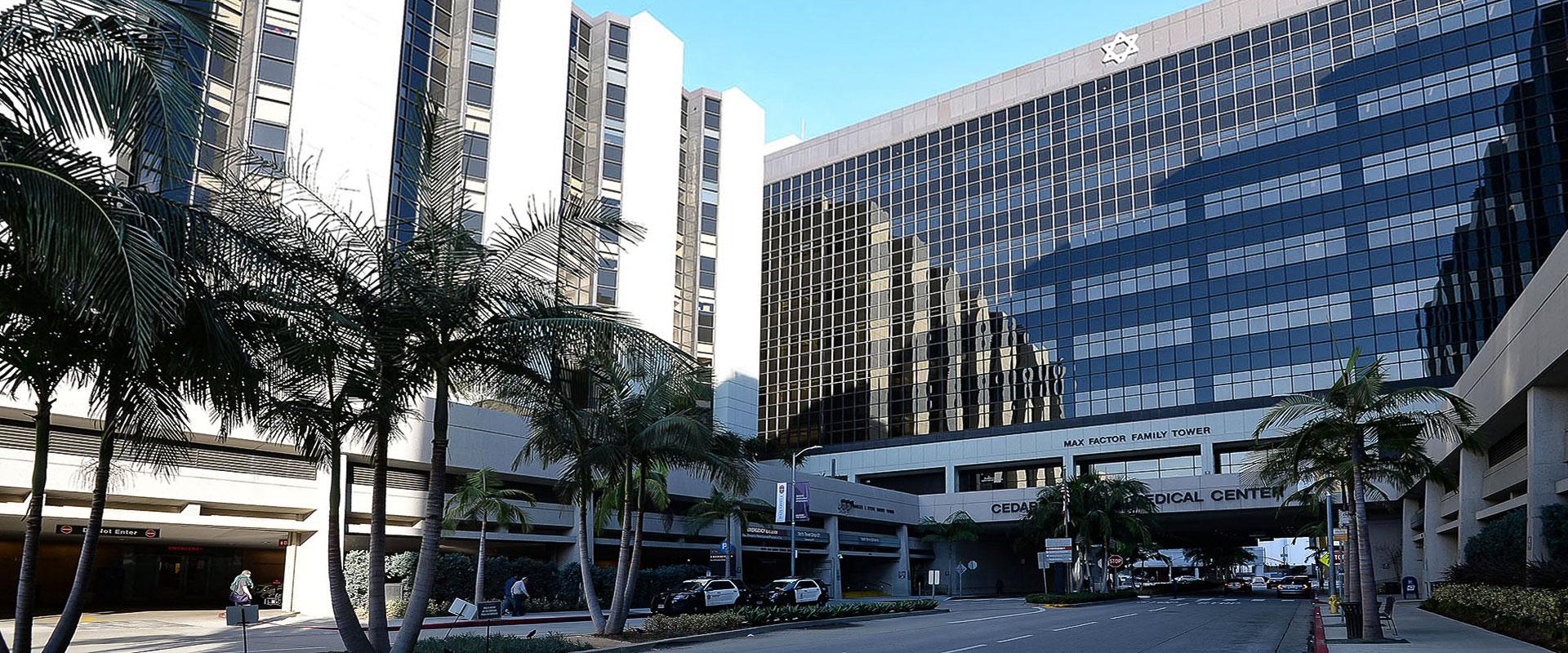 Cedars-Sinai Medical Towers   Los Angeles, CA - ACCO