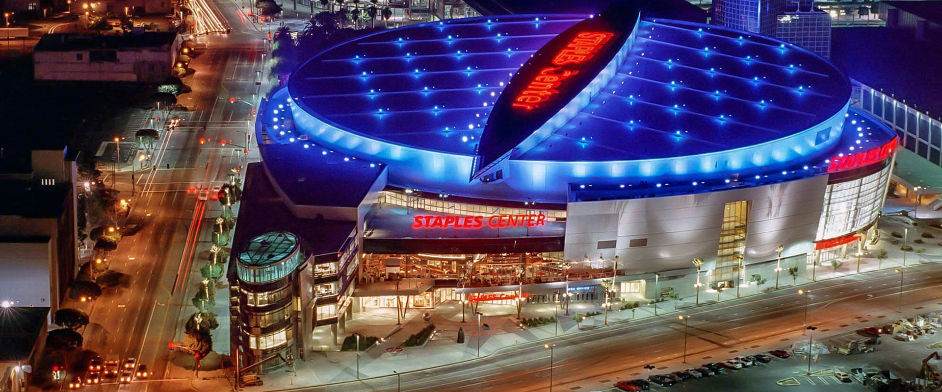 Tell City Indiana >> Staples Center | Los Angeles, CA - ACCO